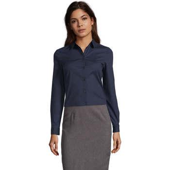 Abbigliamento Donna Camicie Sols BLAKE MODERN WOMEN Azul