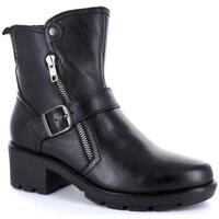 Scarpe Donna Stivaletti Bsl 16175 BLACK