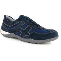 Scarpe Uomo Sneakers basse Bsl 17011 BLU