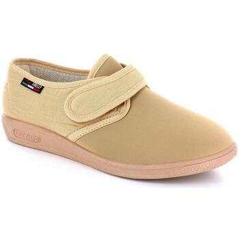 Scarpe Donna Pantofole Gaviga 193 BEIGE