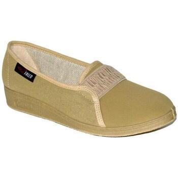 Scarpe Donna Pantofole Gaviga 195 BEIGE