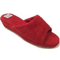 Scarpe Donna Pantofole La Riposella 200 ROSSO
