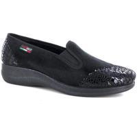 Scarpe Donna Pantofole Gaviga 4016 NERO