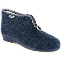 Scarpe Donna Pantofole Emanuela 508 BLU