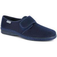 Scarpe Uomo Pantofole Emanuela 5254C BLU