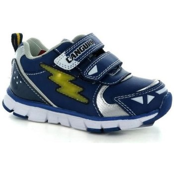 Scarpe Bambino Sneakers basse Canguro 55308 BLU