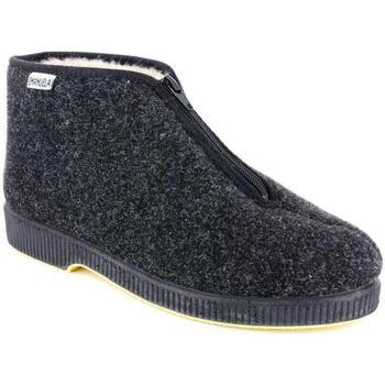 Scarpe Uomo Pantofole Emanuela 565 NERO