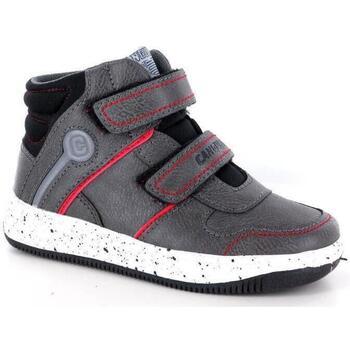 Scarpe Bambino Sneakers alte Canguro 57456 GRIGIO