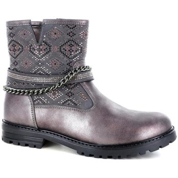 Scarpe Bambina Sneakers basse Asso 58113 FERRO