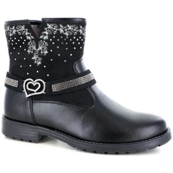 Scarpe Bambina Sneakers basse Asso 58902 NERO