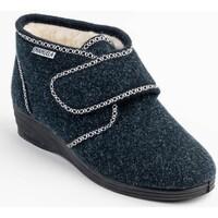 Scarpe Donna Pantofole Emanuela 831 BLU