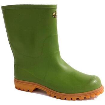Scarpe Stivali da pioggia Superga 7133 VERDE