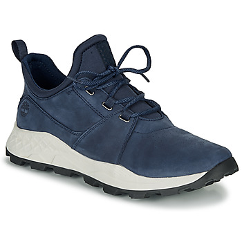 Scarpe Uomo Sneakers basse Timberland BROOKLYN LACE OXFORD Blu