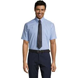 Abbigliamento Uomo Camicie maniche corte Sols BRISBANE ORIGINAL WORK Azul
