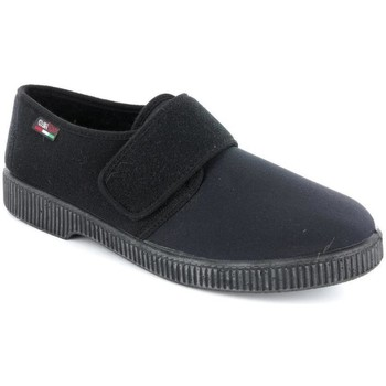 Scarpe Uomo Pantofole Gaviga 514 NERO