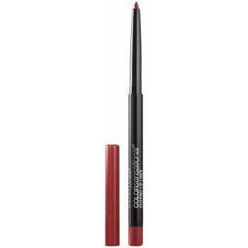 Bellezza Donna Matita per labbra Maybelline Color Sensational Shaping Lip Liner 90-brick Red 5 g