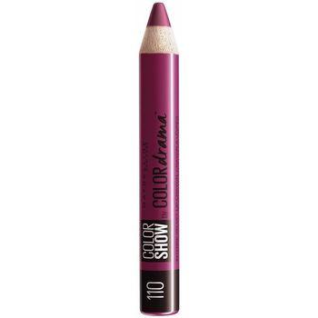 Bellezza Donna Rossetti Maybelline Color Drama Crayon Lip Pencil 110-pink So Chic 9 g