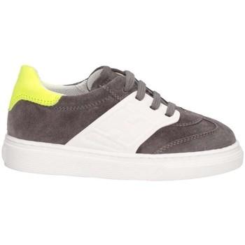Scarpe Unisex bambino Sneakers basse Hogan HXT3400BK20KKI19MZ Sneakers Bambino Grigio Grigio