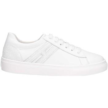 Scarpe Unisex bambino Sneakers basse Hogan HXC3400K390KJC0351 Sneakers Bambina Bianco Bianco