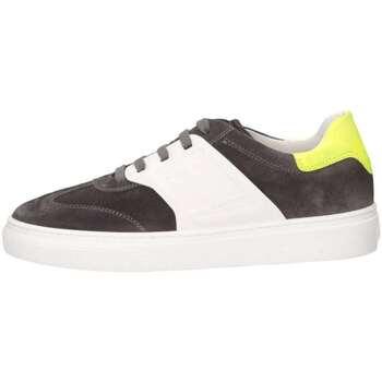 Scarpe Unisex bambino Sneakers basse Hogan HXC3400BK20KKI19MZ Grigio