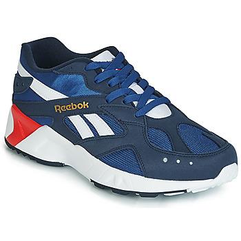 Scarpe Uomo Sneakers basse Reebok Classic AZTREK Blu