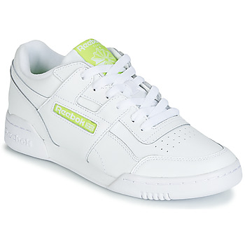 Scarpe Sneakers basse Reebok Classic WORKOUT PLUS MU Bianco