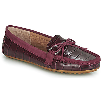Scarpe Donna Mocassini Lauren Ralph Lauren BRILEY Bordeaux