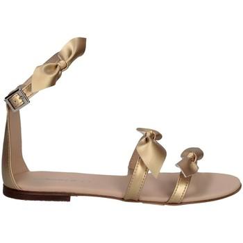 Scarpe Bambina Sandali Florens Z160733D ORO Sandalo Bambina Oro Oro