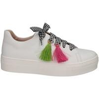 Scarpe Bambina Sneakers basse Florens Z1467CAM BIANCO Bianco
