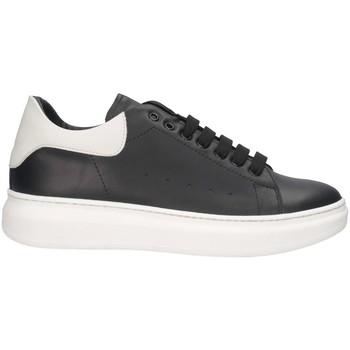 Scarpe Uomo Sneakers basse Made In Italia REY 1 NERO/BIANCO Nero/bianco