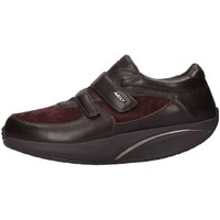 Scarpe Donna Sneakers basse Mbt PATA 6S STRAP BLKCAF Sneakers Donna Caffe' Caffe'