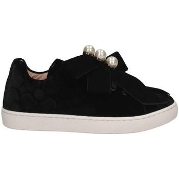 Scarpe Bambina Sneakers basse Florens F668142V NERO Sneakers Bambina Nero Nero