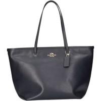 Borse Donna Tote bag / Borsa shopping Coach F34103 IMMD Blu