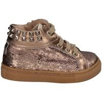 Scarpe Bambina Sneakers alte Florens E155624E MIRRA Bronzo