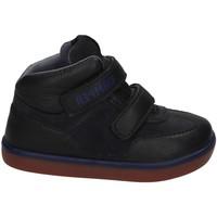 Scarpe Unisex bambino Sneakers alte Camper CAKK900115-002 Sneakers Bambino Blu Blu