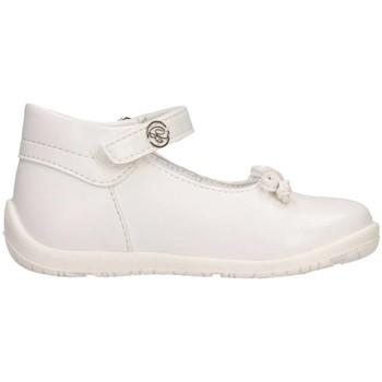 Scarpe Bambina Ballerine Blumarine C401111B NAPPA BIANC Ballerina Bambina Bianco Bianco