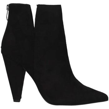 Scarpe Donna Stivaletti Exé Shoes BRUNA 741 BLACK Nero