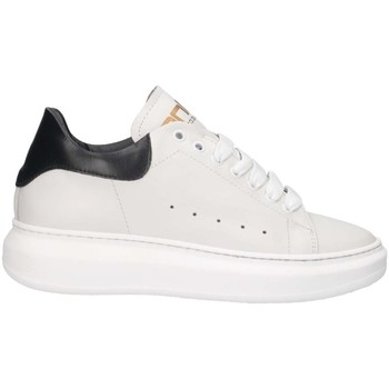Scarpe Donna Sneakers basse Made In Italia ALEX BIANCO Sneakers Donna Bianco Bianco