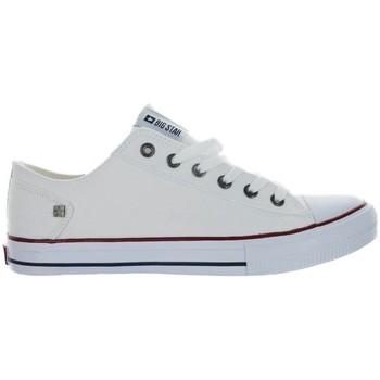 Scarpe Uomo Sneakers basse Big Star DD174271 Bianco