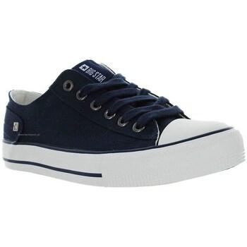 Scarpe Donna Sneakers basse Big Star DD274335 Blu marino