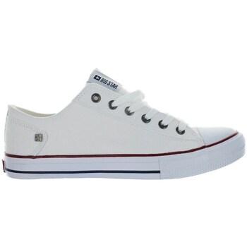 Scarpe Donna Sneakers basse Big Star DD274336 Bianco