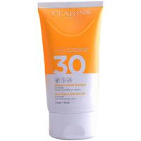 Bellezza Donna Protezione solare Clarins Solaire Gel En Huile Spf30  150 ml