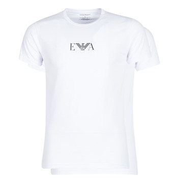 Abbigliamento Uomo T-shirt maniche corte Emporio Armani CC715-111267-04712 Bianco