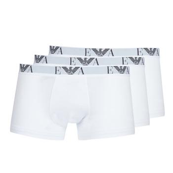 Abbigliamento Uomo Boxer Emporio Armani CC715-111357-16512 Bianco