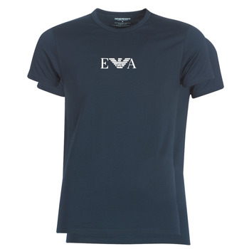 Abbigliamento Uomo T-shirt maniche corte Emporio Armani CC715-111267-27435 Marine