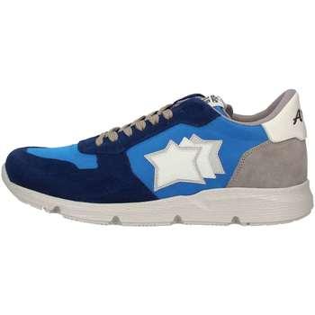 Scarpe Bambino Sneakers basse Atlantic Stars AEDE-QN-SN26 AZZURRO