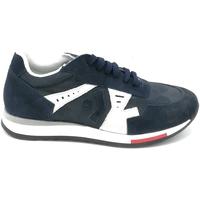 Scarpe Uomo Sneakers basse Trackstone T00506 Blu