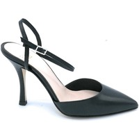 Scarpe Donna Sandali Chantal H136 Nero