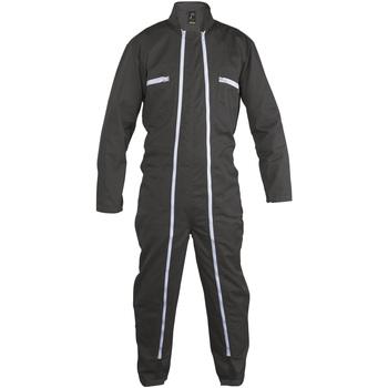 Abbigliamento Tuta jumpsuit / Salopette Sols JUPITER PRO MULTI WORK Gris