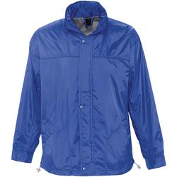Abbigliamento giacca a vento Sols MISTRAL HIDRO SWEATER Azul